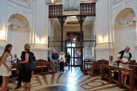 聖トリニティ教会コンサート修了後