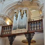 ザルツブルク「聖トリニティ教会」コンサート!普段は非公開の講堂へ