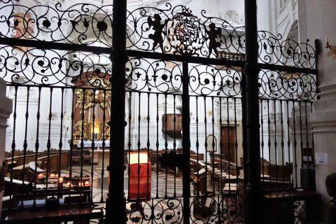 聖トリニティ教会は非公開