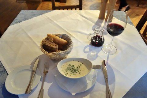seewirt-zauner-restaurant/スープとパン