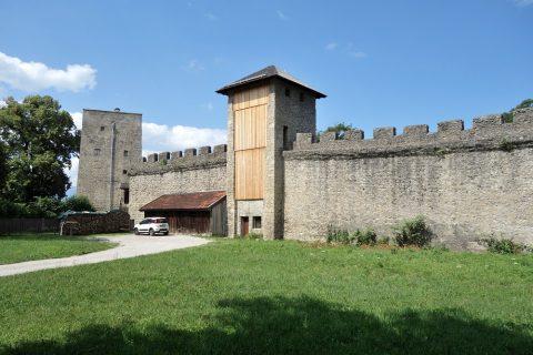 メンヒスベルクの要塞