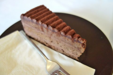 zum-salzbaron-hallstatt/チョコレートケーキ