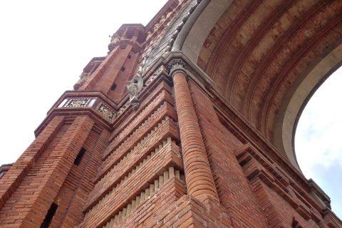 Arc-de-Triomf/高さ