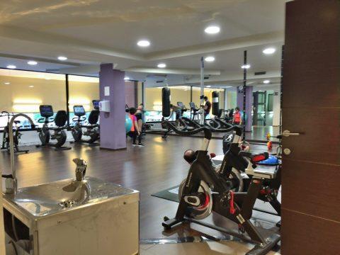 anytime-fitness-barcelona/フリースペース