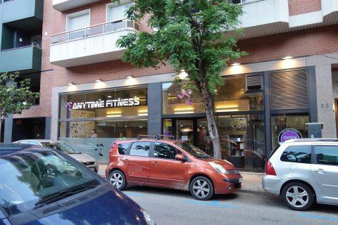 anytime-fitness-barcelona/場所