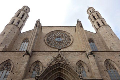 basilica-santa-maria-del-mar-barcelona/営業時間