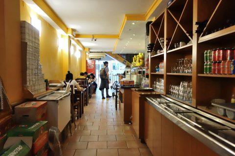 chen-ji-barcelona/店内入口