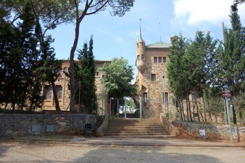 colonia-guell-barcelona/学校