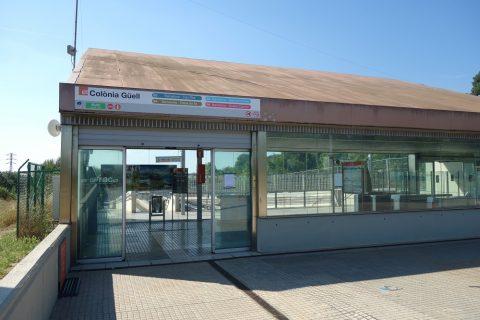 コロニアグエル駅