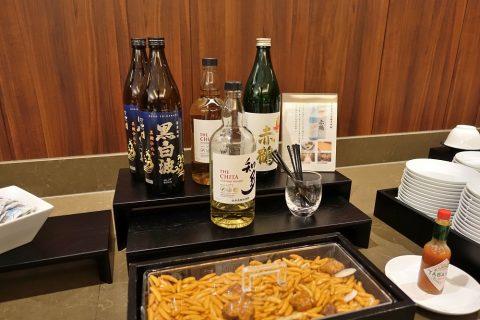 福岡空港ダイヤモンドプレミアラウンジ/ハードリカー