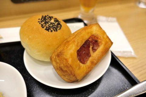 福岡空港ダイヤモンドプレミアラウンジ/パン