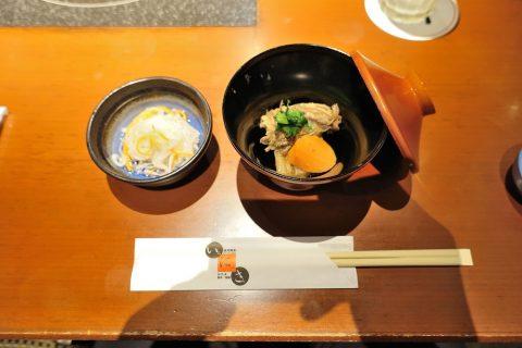 ichiniisan-kagoshima/コースの先付