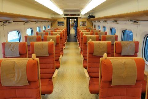九州新幹線2+2シート