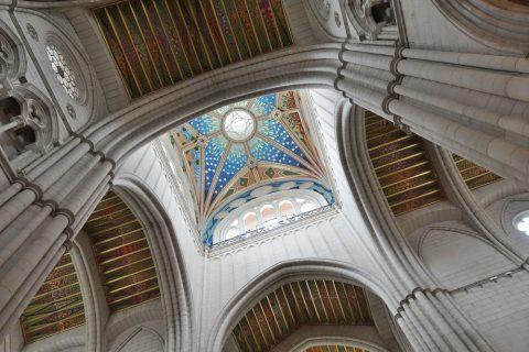 アルムデナ大聖堂のドーム屋根