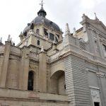 アルムデナ大聖堂/無料で入れるマドリードの観光スポット!