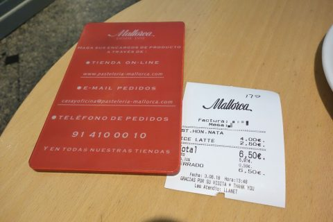 mallorca-madrid/会計