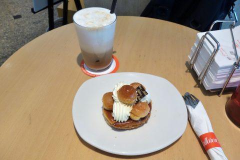 mallorca-madrid/ケーキとコーヒー