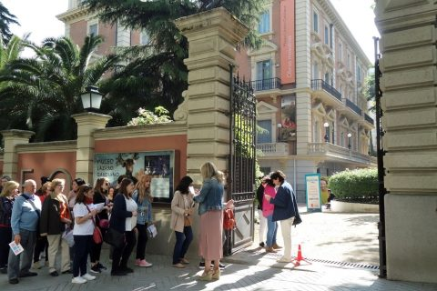 museo-lazaro-galdiano/エントランス