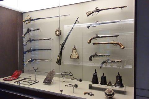 museo-lazaro-galdiano/武器のコレクション