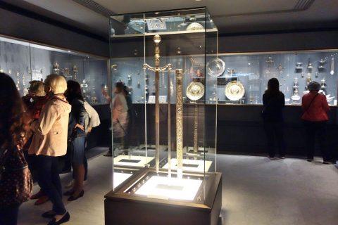 museo-lazaro-galdiano/剣のコレクション