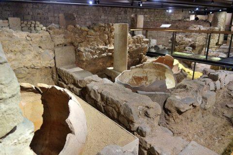 museu-d-historia-de-la-ciutat-barcelona/ガルム