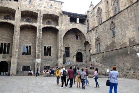 museu-d-historia-de-la-ciutat-barcelona/出口