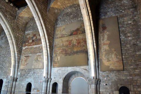 museu-d-historia-de-la-ciutat-barcelona/ティネルの間の絵画