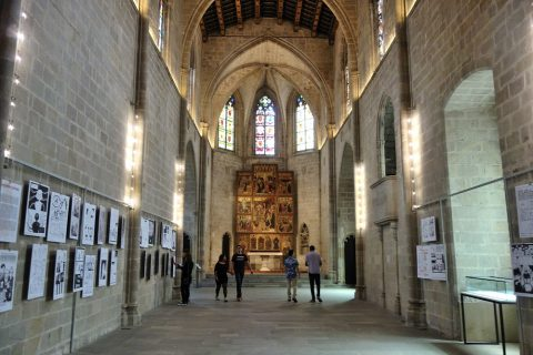 museu-d-historia-de-la-ciutat-barcelona/礼拝堂
