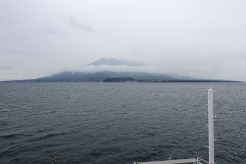 sakurajima-ferry/桜島の眺め