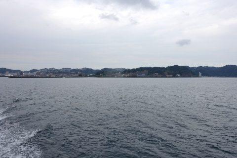 sakurajima-ferry/景色