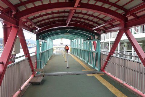 sakurajima-ferry/出発