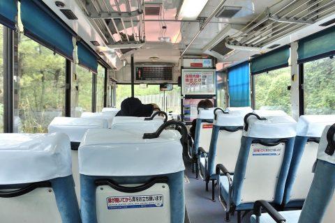 桜島の路線バス