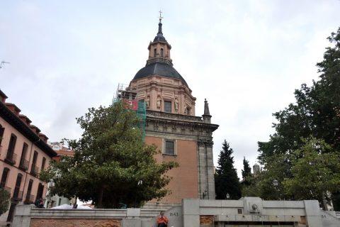 サンアンドレス教会の外観