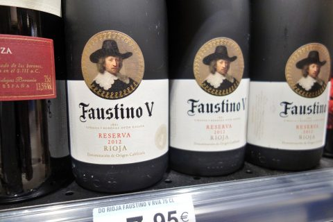 レゼルヴァのワイン