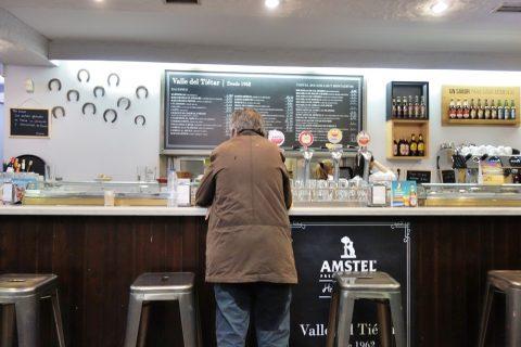 valle-del-tietar/バーカウンター