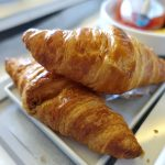 エールフランスの美味しいクロワッサン!ビジネスクラス朝食レポ!