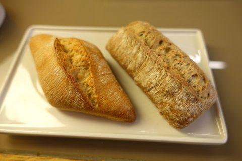 airfrance-lounge-2f/フランスパン