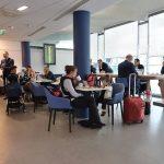 パリCDG空港ラウンジレポート!ターミナル2Fシェンゲン国内線向け