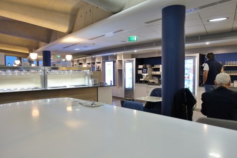 airfrance-lounge-2f/ダイニングテーブル