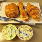 朝限定!エールフランスラウンジの美味しい【クロワッサン】を食べ尽くす!