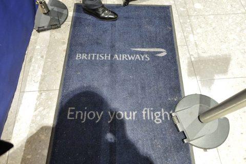 britishairways/絨毯