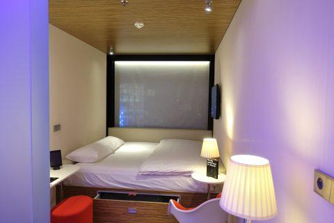citizen-m-paris-cdg/ベッドルーム