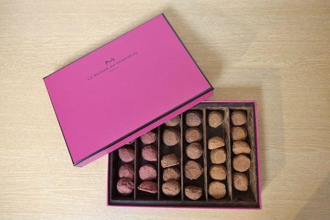 la-maison-du-chocolat/トリュフセレクション