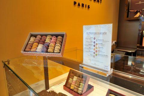 la-maison-du-chocolat/マカロンの価格