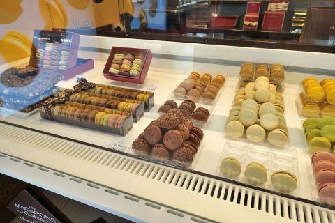 la-maison-du-chocolat/マカロン