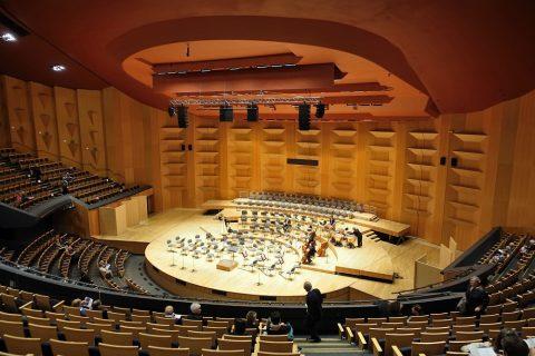 Auditorium-lyon/会場