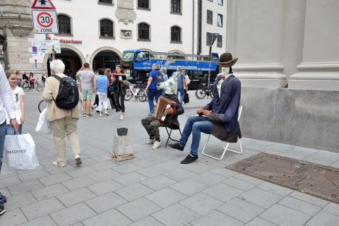 Europe-Performer/マジックパフォーマー