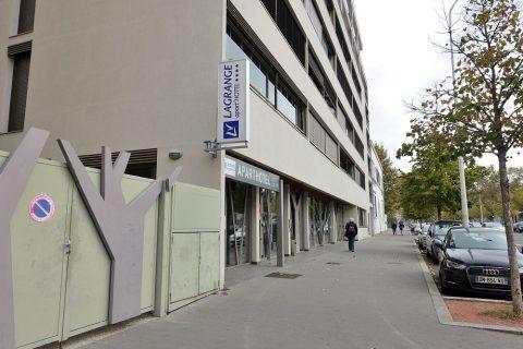 Lagrange-Apart-HOTEL-Lyon/アクセス