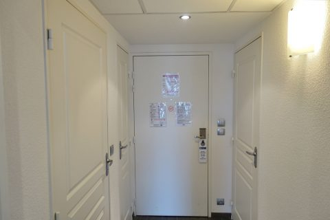 Lagrange-Apart-HOTEL-Lyon/玄関ホール