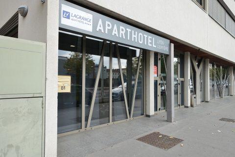Lagrange-Apart-HOTEL-Lyon/宿泊費